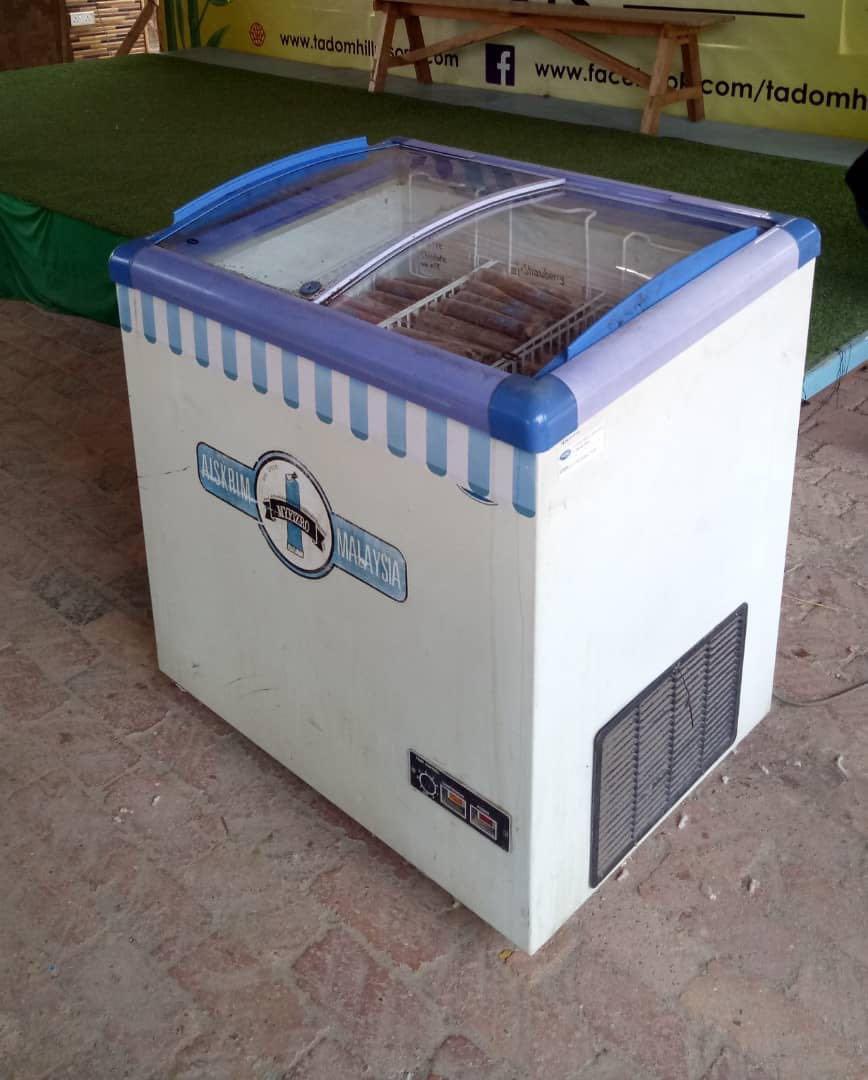 Repair tv chiller freezer mesin basuh