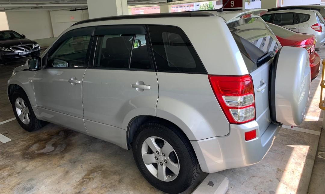 Upgraded Suzuki Vitara 2.0A Leasing