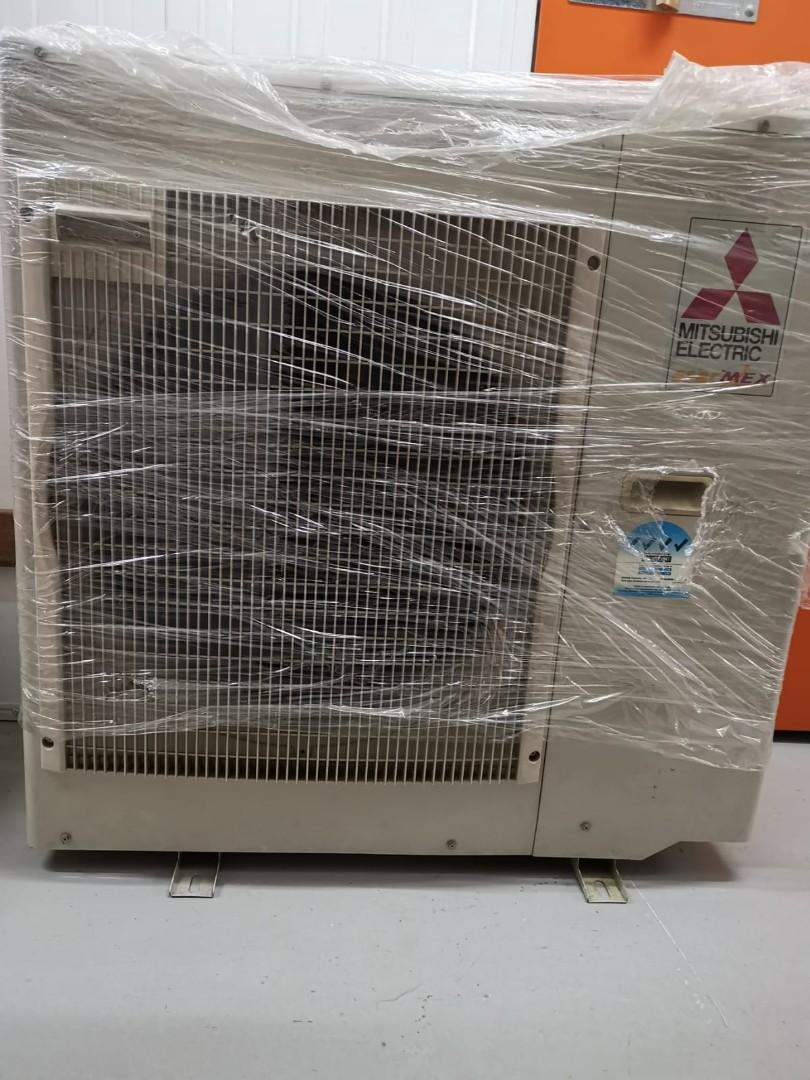 Used Mitsubishi Industrial Air Con Set