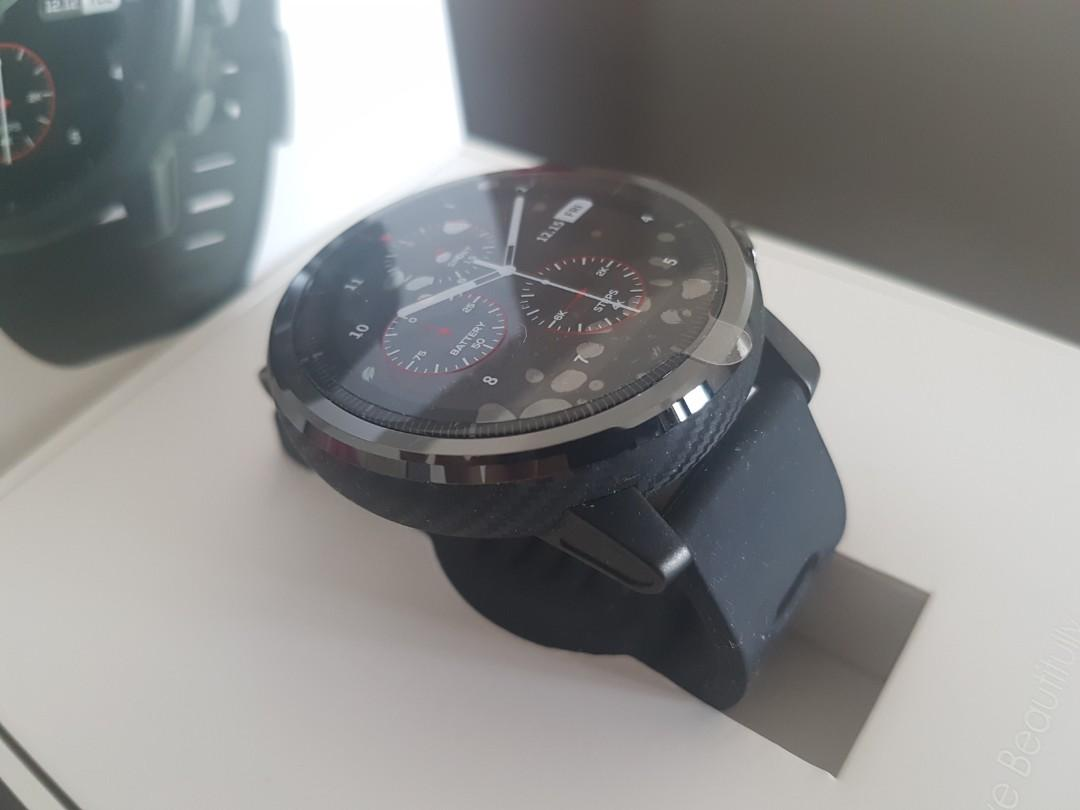 Xiaomi smart watch Amazfit stratos to let go