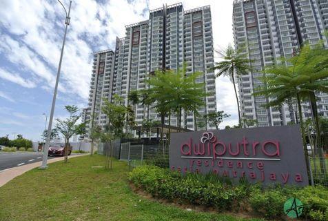 Apartment Dwiputra @ Presint 15, Putrajaya For Rent
