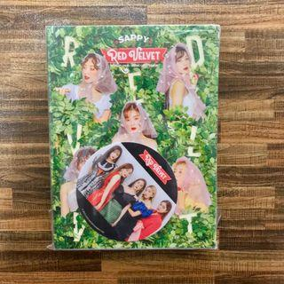 [WTS] Red Velvet 'Sappy' 2nd Japanese Mini-Album. [Unsealed]