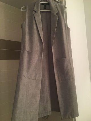 Forever 21 blazer vest