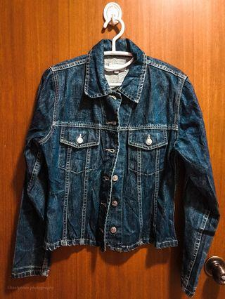 Denim Jacket high quality thick