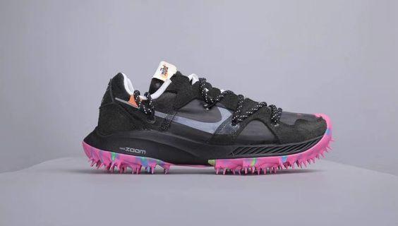 "Off-White X Nike Zoom Terra Kiger 5 ""Athlete In Progress"""