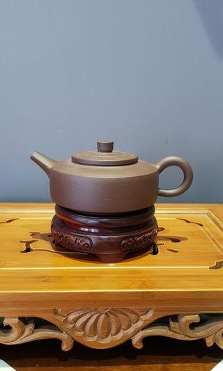 Zisha teapot.
