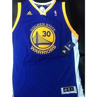 NBA Curry 全新正品球衣