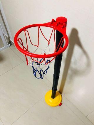 Super Spot Set Basketball
