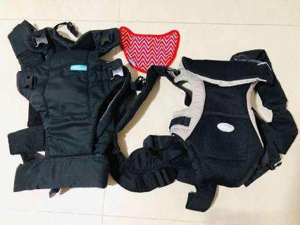 Infantino Baby Carrier (FREE breastpads and nursing shawls)