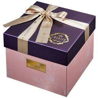 伊莎貝爾喜餅空盒 禮盒 收納盒