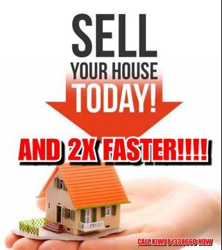 Sell your home 2x faster!!!