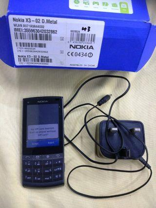 Nokia X3-02 3G Mobile Phone 5.0MP