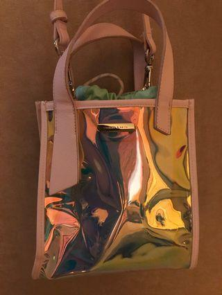 charles and keith hologram