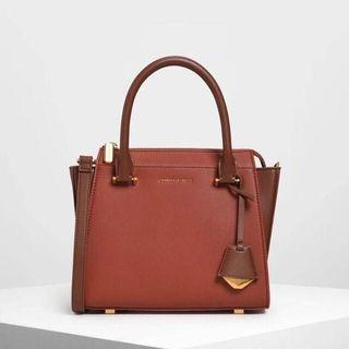 CNK Charles kieth City Bag