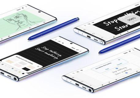 SAMSUNG GALAXY Note 10 And Note 10+ Preorder With Freegift