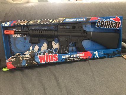 Pistol snipper