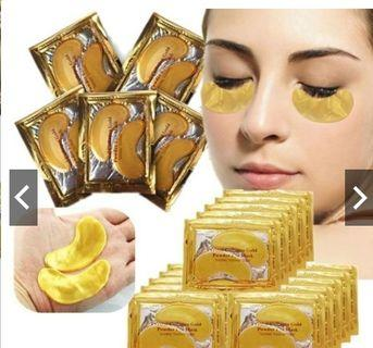 collagen crystal EYE mask (100PCS )