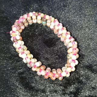 🚚 Tourmaline Bracelet can also use as hairband