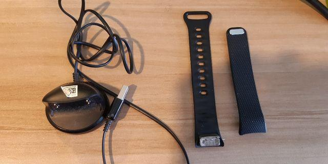 Samsung gear fit 2 charger and strap