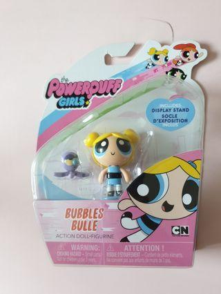 The powerpuff girls. Action doll figurine