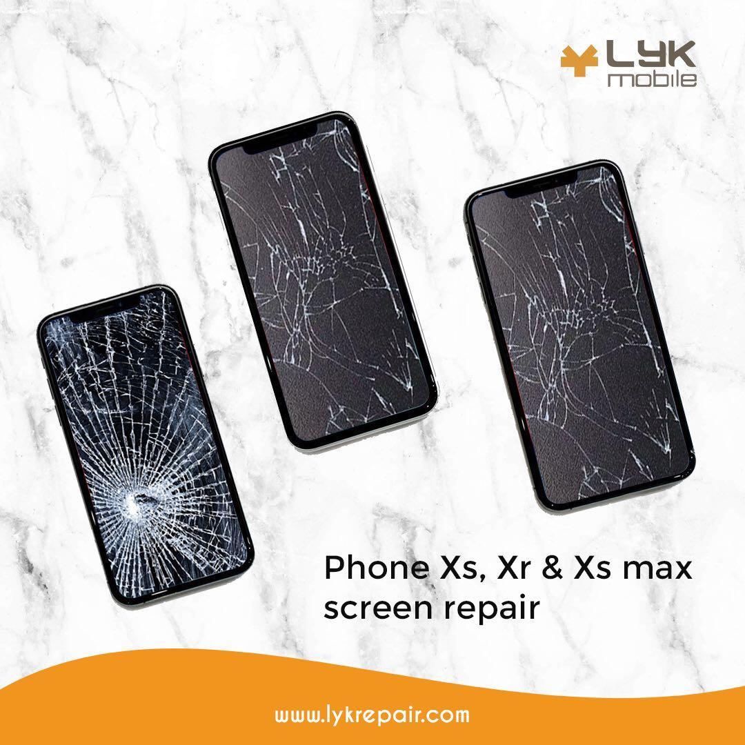 15min Repair at home! IPhone Xs Max Screen repair