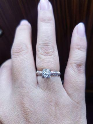 Diamond Ring cb7012
