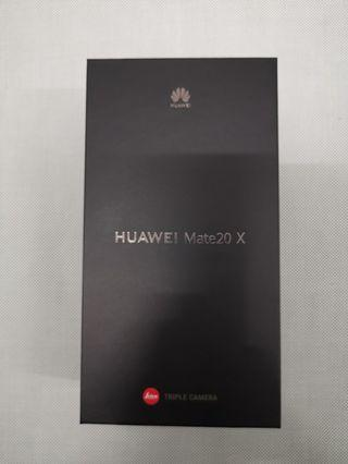 🚚 Huawei Mate 20X Box Only