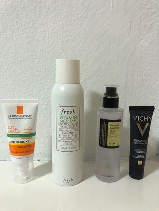 Trusted skincare products at a steal!