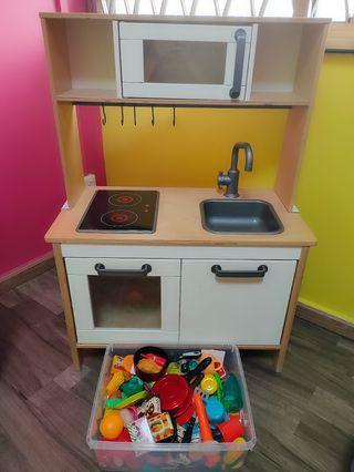 Play Kitchen (Ikea) (Price Drop!)