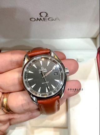 Omega Seamaster aqua Terra (preowned)