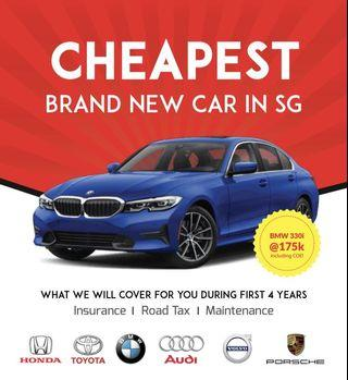 🔥CHEAPEST BRAND NEW CARS IN SG GUARANTEED🔥💯