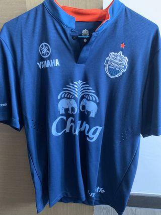 BRAND NEW WITH TAGS BURIRAM UNITED SOCCER JERSEY SIZE L