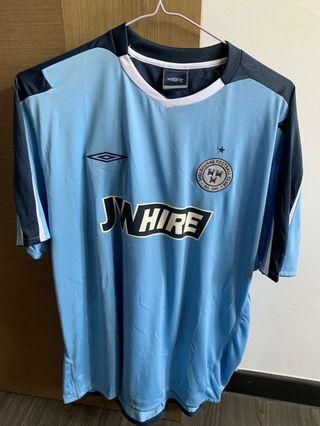 BRAND NEW NO TAGS SHELBOURNE FC UMBRO SOCCER JERSEY 3XL