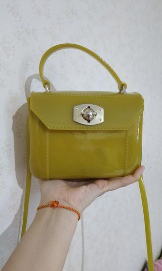 Ori Furla bag jelly