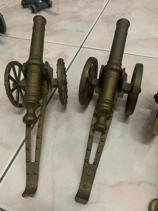 Cannon/meriam