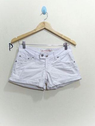 Gigil jeans, White Shortpants