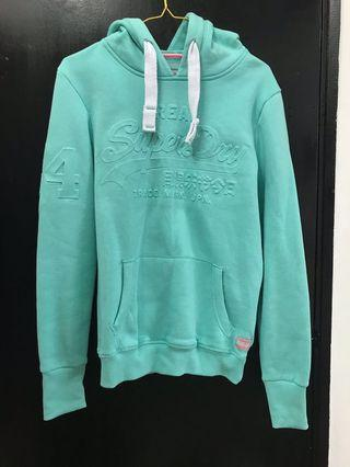 SuperDry hoodie *TOTALLY AUTHENTIC*