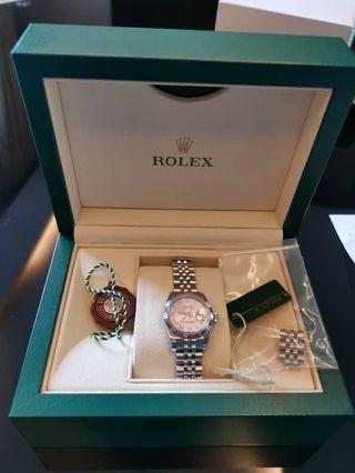 Authentic Rolex Lady Datejust 26mm