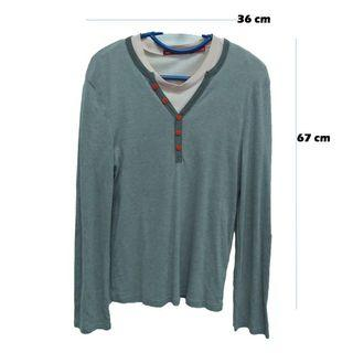 Inner and Outer Shirt