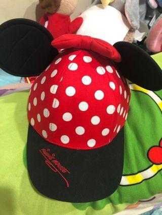 香港🇭🇰迪士尼米妮帽子