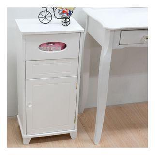 歐式古典 收納櫃 垃圾桶 置物箱 收納箱 實木腳 喬艾森
