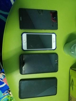 Samsung asus iphone huawei