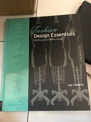 Fashion Design Essentials Principles