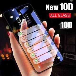 10D iphone 7+/8+ screen protector tempered glass