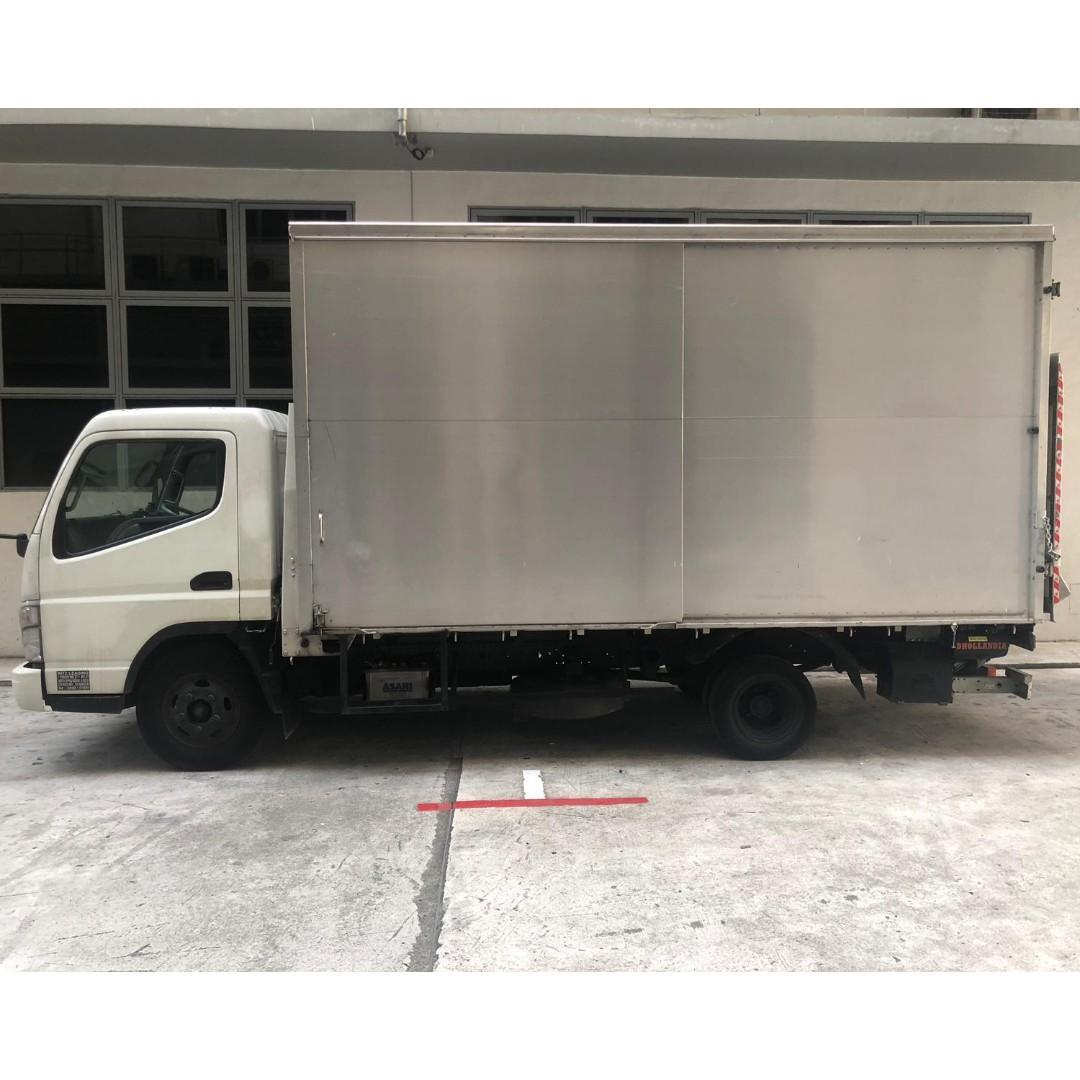 2008 Mitsubishi FUSO 14 Ft. for Movers/Logistics