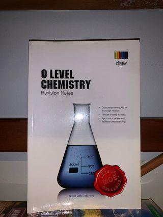 O Level Study Guides