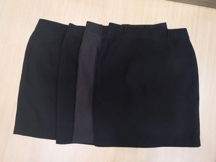 Padini Formal Work Skirt Bundles