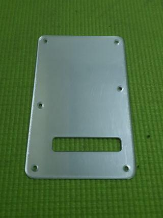 Fender Mirror Chrome Backplate