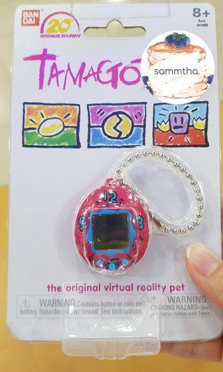 Tamagotchi 20 anniversary version