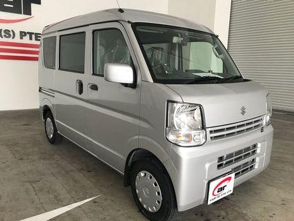 Suzuki Every Turbo Auto